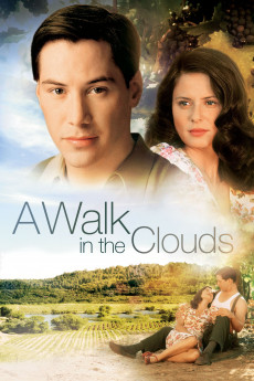 A Walk in the Clouds - Movie Poster