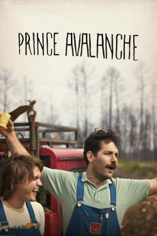 Prince Avalanche - Movie Poster
