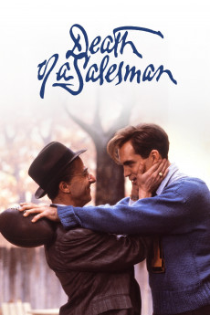 Death of a Salesman - Movie Poster