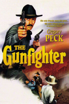 The Gunfighter - Movie Poster