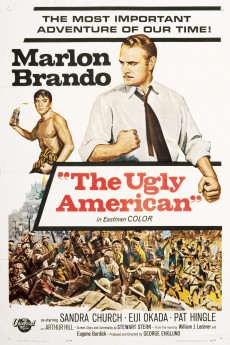 The Ugly American - Movie Poster