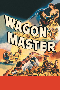 Wagon Master - Movie Poster