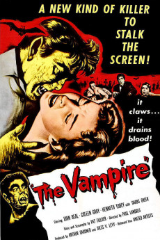 The Vampire - Movie Poster