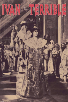 Ivan the Terrible, Part I - Movie Poster