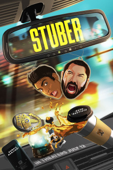 Stuber - Movie Poster