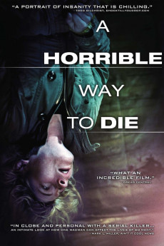 A Horrible Way to Die - Movie Poster