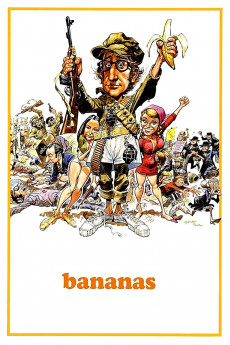 Bananas - Movie Poster