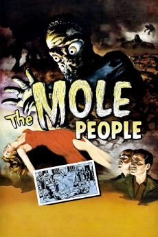 The Mole People - Movie Poster