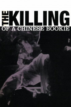 The Killing of a Chinese Bookie - Movie Poster