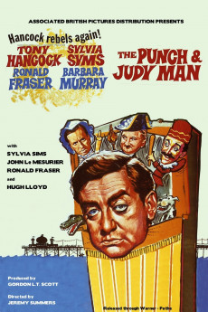 The Punch and Judy Man - Movie Poster