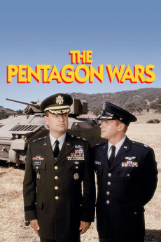 The Pentagon Wars - Movie Poster