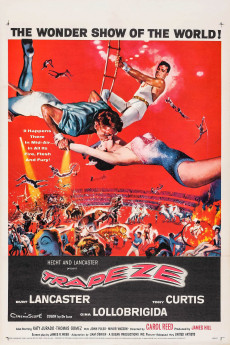 Trapeze - Movie Poster