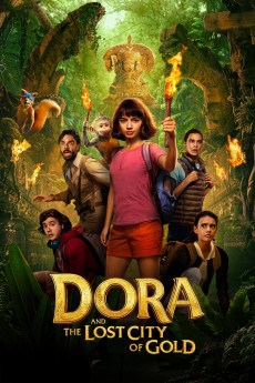 Dora and the Lost City of Gold - Movie Poster