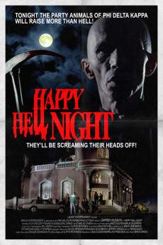 Happy Hell Night - Movie Poster