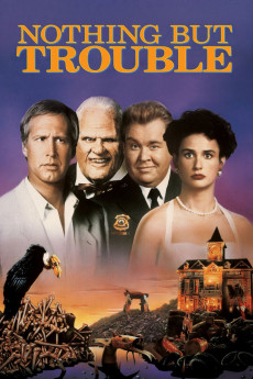 Nothing But Trouble - Movie Poster