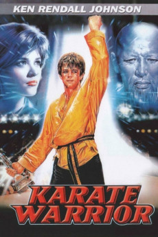 Karate Warrior - Movie Poster
