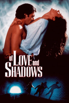 Of Love and Shadows - Movie Poster