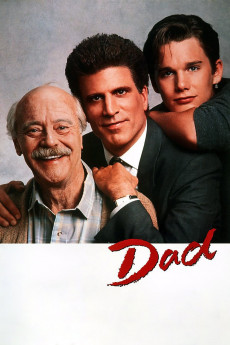 Dad - Movie Poster
