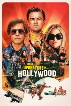 Once Upon a Time ... in Hollywood - Movie Poster