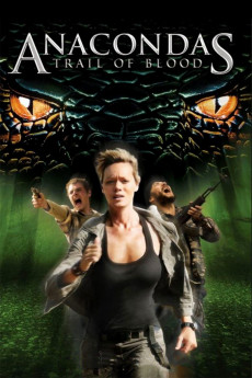 Anacondas: Trail of Blood - Movie Poster