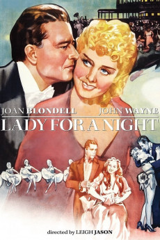 Lady for a Night - Movie Poster