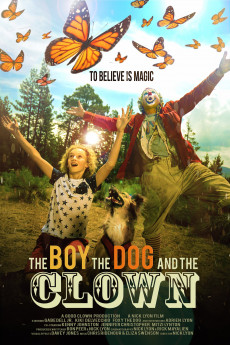 The Boy, the Dog and the Clown - Movie Poster
