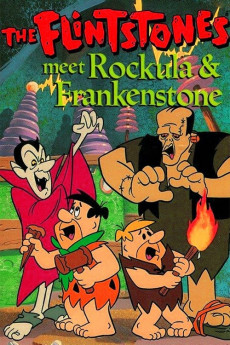 The Flintstones Meet Rockula and Frankenstone - Movie Poster
