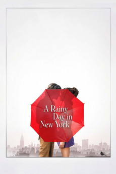 A Rainy Day in New York - Movie Poster