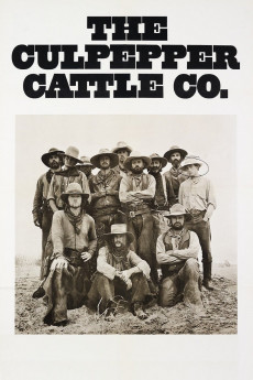 The Culpepper Cattle Co. - Movie Poster