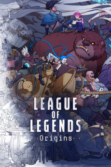 League of Legends Origins - Movie Poster