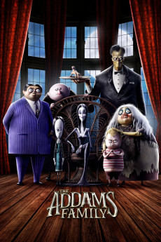 The Addams Family - Movie Poster