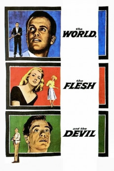 The World, The Flesh and The Devil - Movie Poster