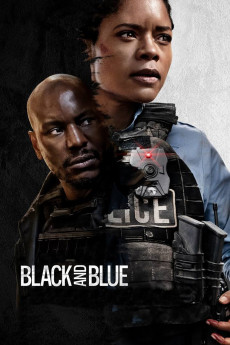 Black and Blue - Movie Poster