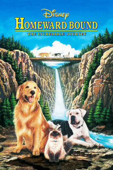 Homeward Bound: The Incredible Journey - Movie Poster