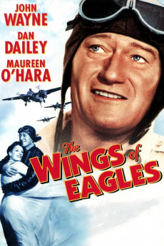 The Wings of Eagles - Movie Poster