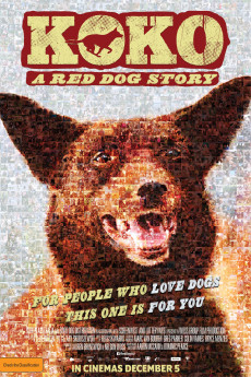Koko: A Red Dog Story - Movie Poster