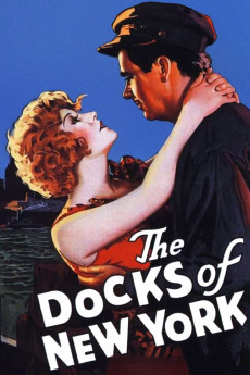 The Docks of New York - Movie Poster