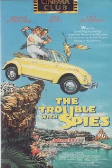 The Trouble with Spies - Movie Poster