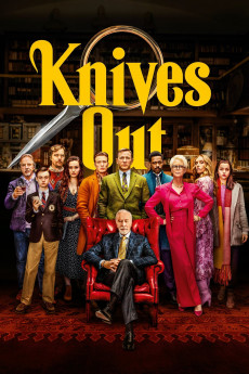 Knives Out - Movie Poster