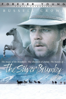 The Silver Brumby - Movie Poster