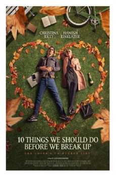 10 Things We Should Do Before We Break Up - Movie Poster