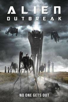 Alien Outbreak - Movie Poster