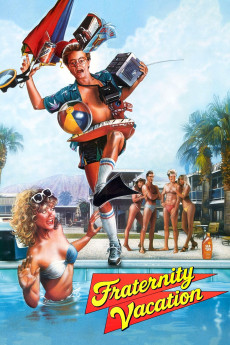 Fraternity Vacation - Movie Poster