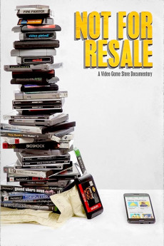 Not for Resale - Movie Poster