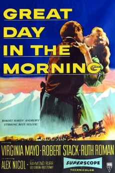 Great Day in the Morning - Movie Poster