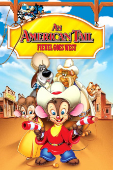 An American Tail: Fievel Goes West - Movie Poster
