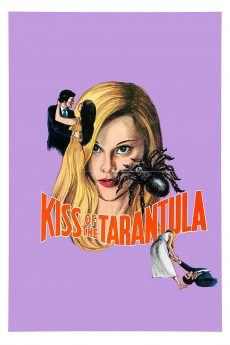 Kiss of the Tarantula - Movie Poster