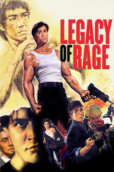 Legacy of Rage - Movie Poster