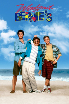 Weekend at Bernie's - Movie Poster