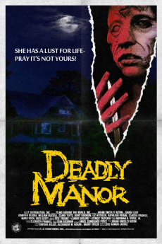 Deadly Manor - Movie Poster